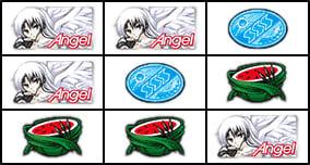 Angel Beats!レア役の停止形画像